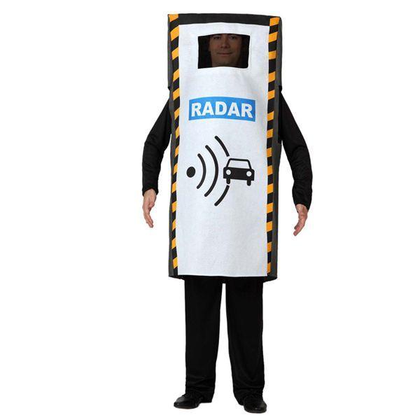 déguisement de radar