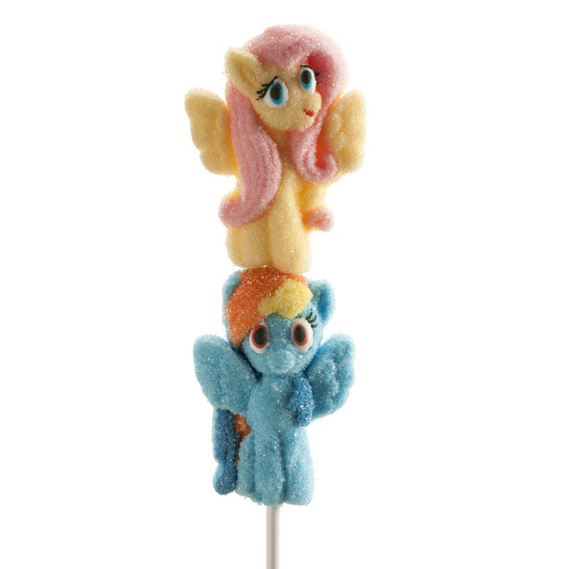 1 BROCHETTE MY LITTLE PONY ™ 20 GR