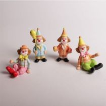 1 CLOWN FIGURINE 7,5 CM