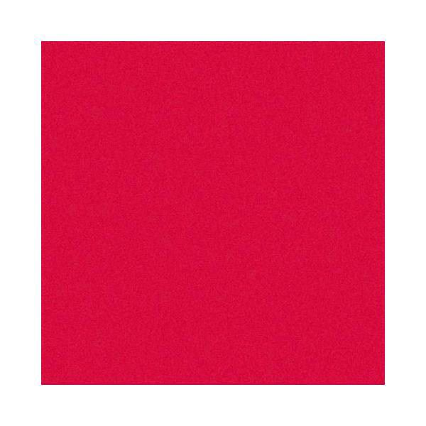 100 SERVIETTES 2 PLIS 38*38 - ROUGE