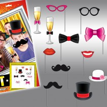 12 accessoires mariage photobooth chic