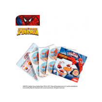 12 DISQUES HOSTIE 4,5CM  SPIDERMAN