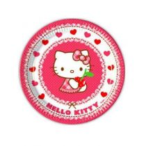 assiette hello kitty
