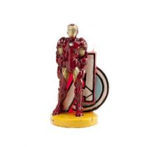 BOUGIE IRON MAN 8.5 CM
