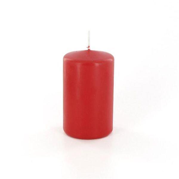 bougie rouge sécurité