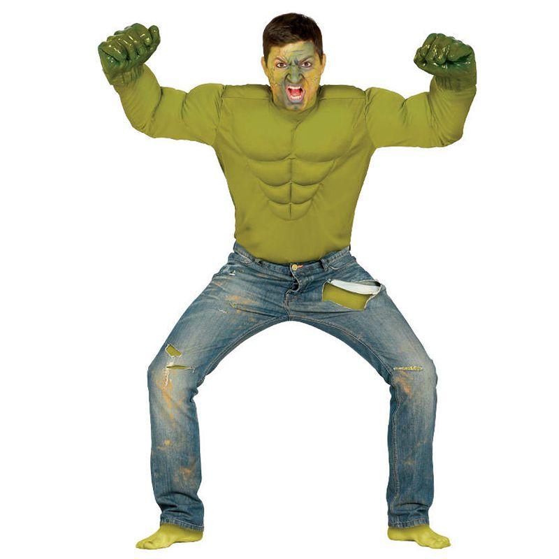 buste musclé adulte hulk