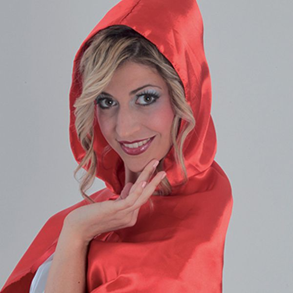 CAPE DE CHAPERON ROUGE