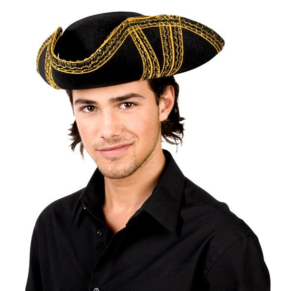 CHAPEAU PIRATE ROYAL FORTUNE
