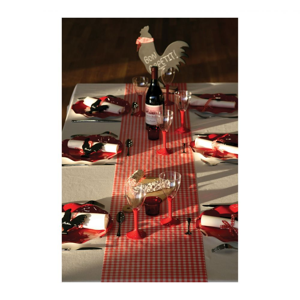 CHEMIN DE TABLE ELEGANCE 30CM*5M