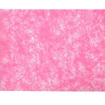CHEMIN DE TABLE ROMANCE 30CM - FUCHSIA
