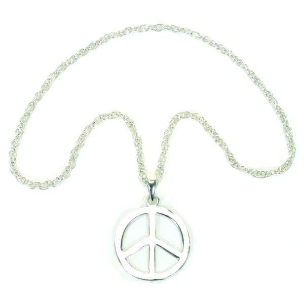 COLLIER HIPPIE MÉTAL