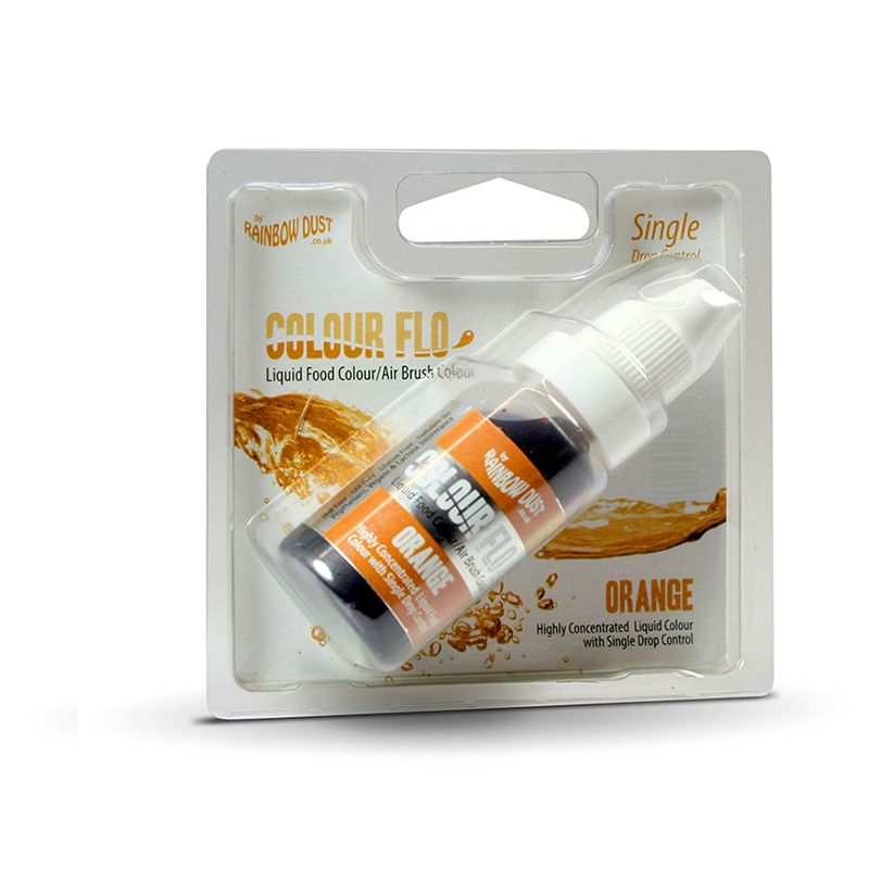 COLORANT ALIMENTAIRE ORANGE