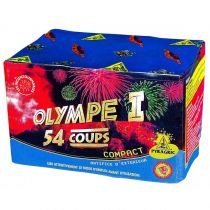 COMPACT OLYMPE 54 COUPS