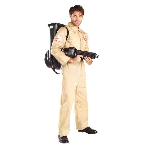 COSTUME ADULTE GHOSTBUSTERS