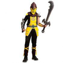 déguisement guerrier enfant carnaval