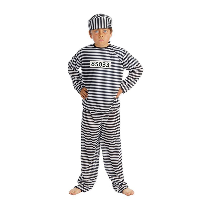 DÉGUISEMENT DE PRISONNIER ENFANT