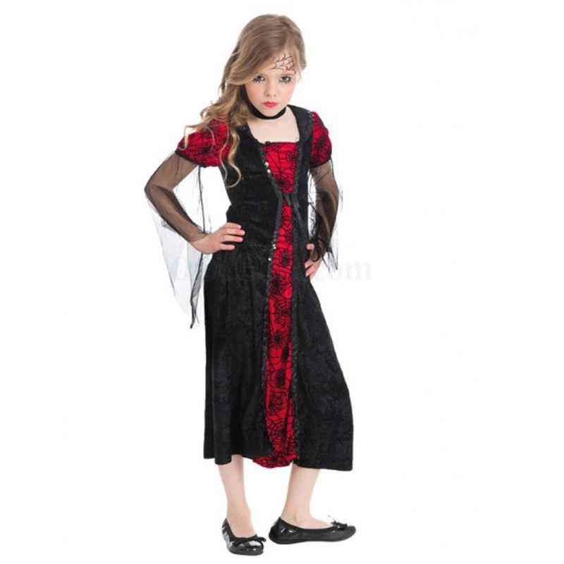 déguisement lady vampire enfant