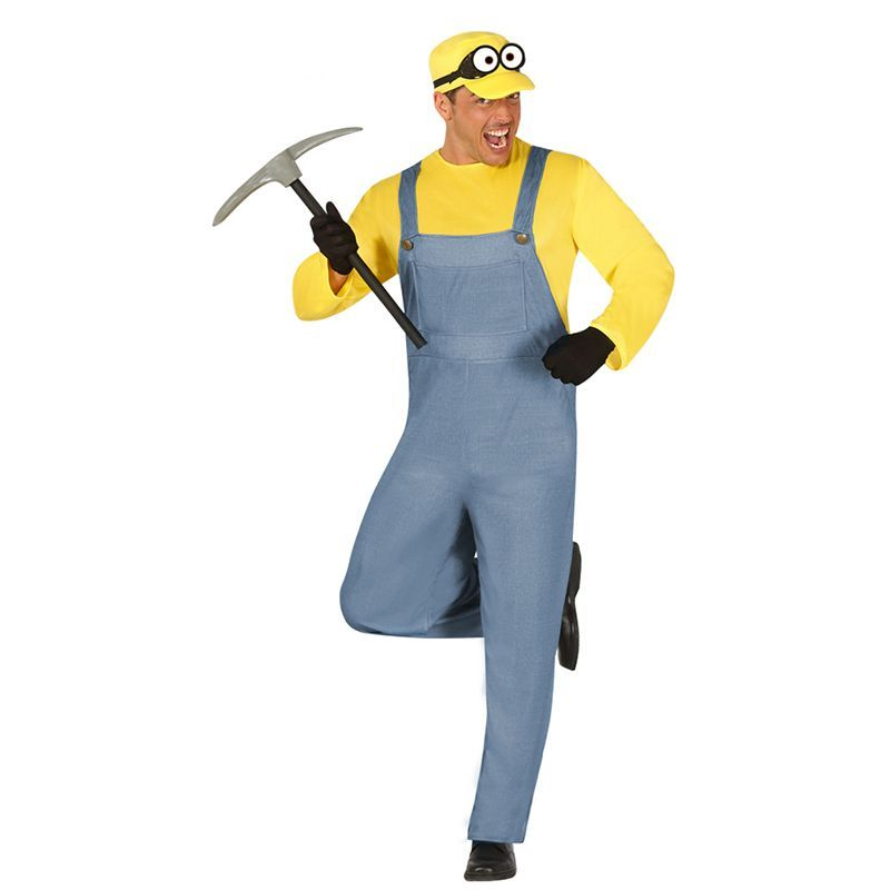 DÉGUISEMENT MINION ADULTE