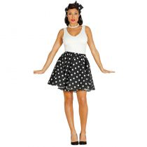 D�GUISEMENT PIN UP NOIR ADULTE