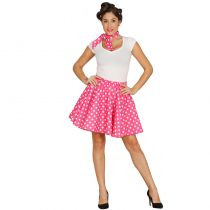D�GUISEMENT PIN UP ROSE ADULTE