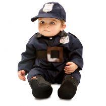 déguisement policier pour bébé carnaval