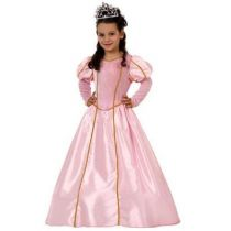D�GUISEMENT PRINCESSE ROSE FILLE
