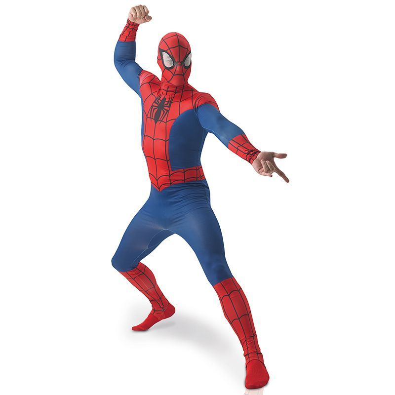 DÉGUISEMENT SPIDER-MAN  ADULTE