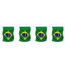 drapeau fanion du Brésil