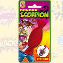 FARCE FAUX BONBON SCORPION