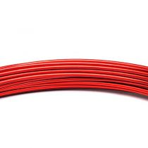 FIL ALU 2MM*3M - ROUGE