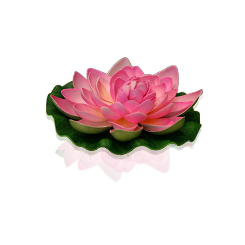FLEUR DECORATIVE LOTUS ROSE