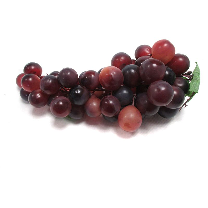 GRAPPE RAISIN PVC BORDEAUX 30CMX15CM