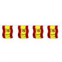 guirlande drapeau Espagne