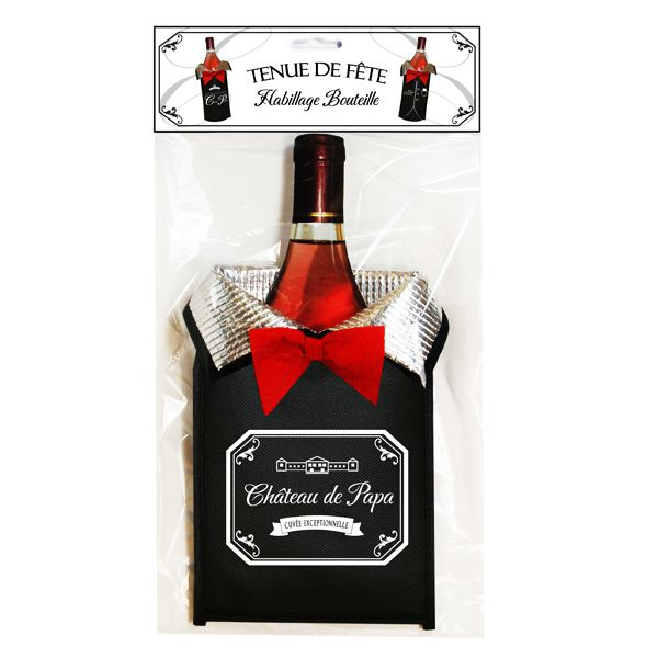 HABILLAGE ISOTHERME BOUTEILLE CHATEAU