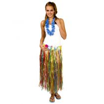 JUPE HAWAI MULTICOLORE