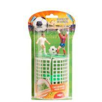 KIT PVC POUR G�TEAU TH�ME FOOTBALL