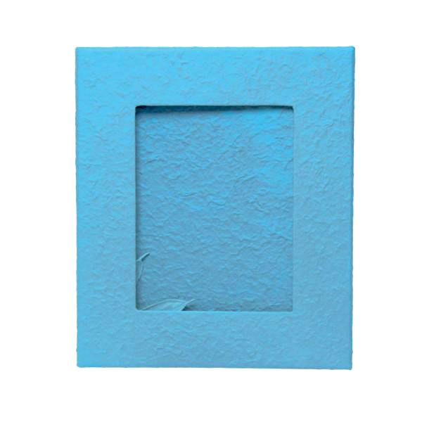 LIVRE D\'OR PM 21.5*26.5*2CM - TURQUOISE