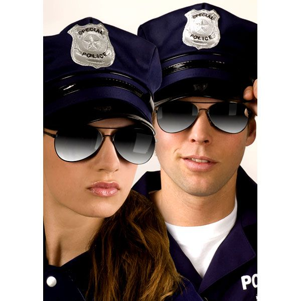 LUNETTES PARTY POLICE