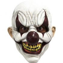 MASQUE COMPLET CLOWN EFFRAYANT ADULTE
