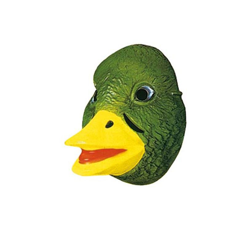 1 Masque plastique canard enfant