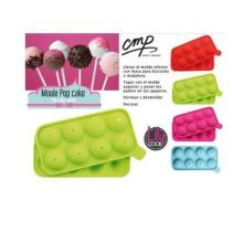 MOULE SILICONE � POP CAKES