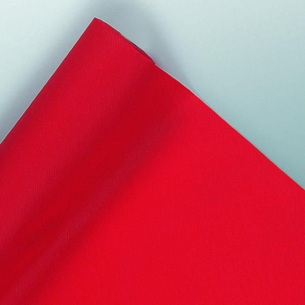 NAPPE INTISSEE ROUGE 25M*1,2M