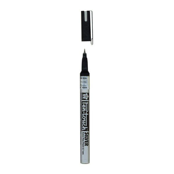 PEN TOUCH EXTRAFINE 0.7MM - ARGENT