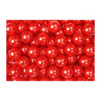 PERLES 115 PCS 10MM - ROUGE