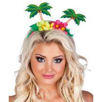 serre-tête hawai palmier