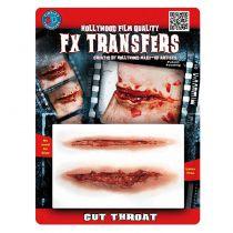 TRANSFERT 3D GORGE TRANCHÉE