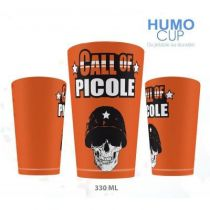 VERRE PVC HUMO CALL OF PICOLE