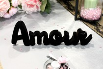 Table Cérémonie Amour