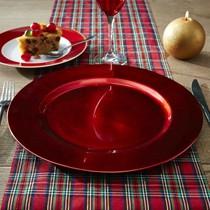 Set de table et sous-assiettes