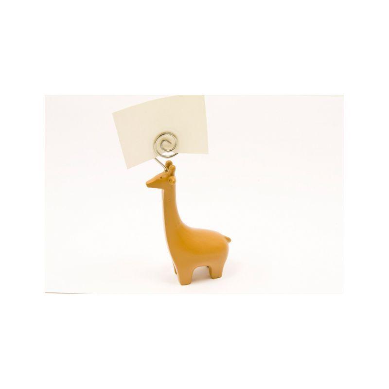 girafe marque place